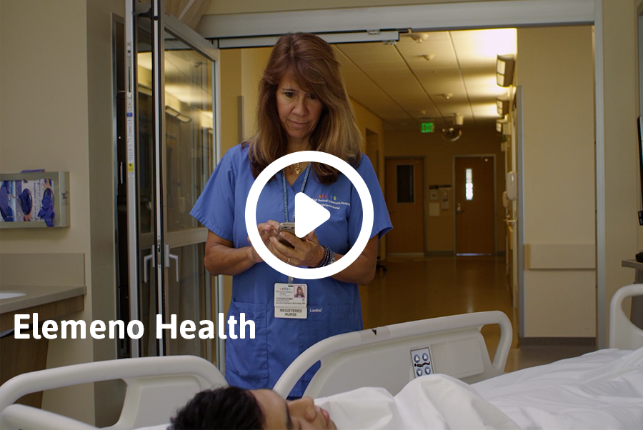 Click to play our video for Elemeno Health